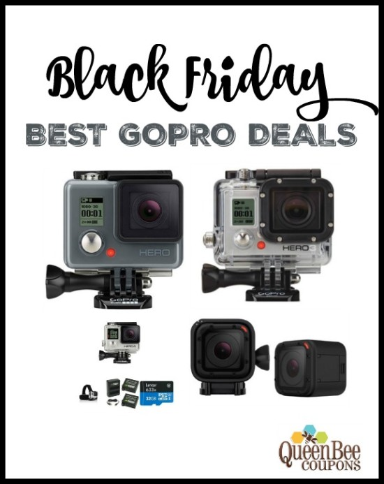 black friday gopro soldes en image. Black Bedroom Furniture Sets. Home Design Ideas