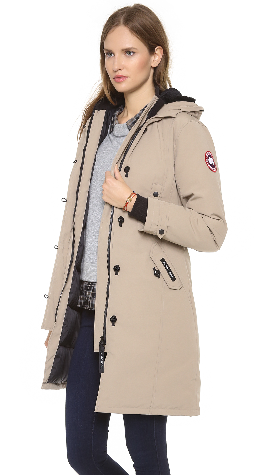 canada goose france black friday