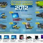 Black friday canada computers