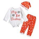 Pyjama noel pour bebe fille