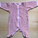 Pyjama bebe en eponge