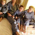 Pyjama pere fils
