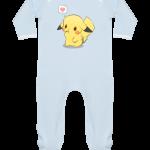 Pyjama bébé pikachu