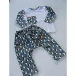 Pyjama sarouel garçon