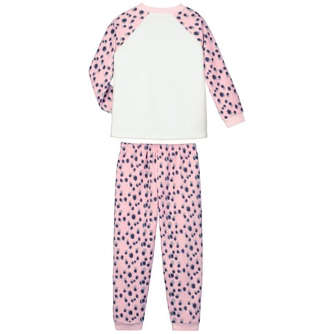 Pyjama tout doux fille