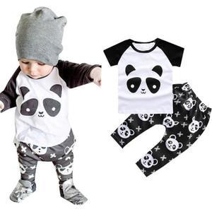 Pyjama bebe panda
