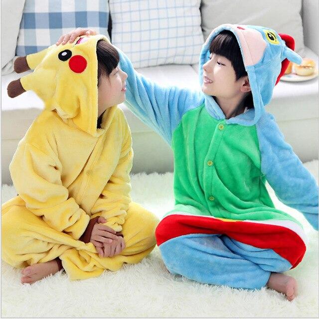 Pyjama bébé pokemon
