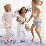 Regarder pyjama party