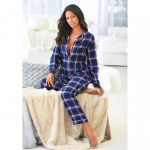 Pyjama a carreau