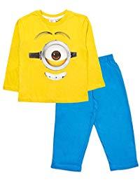 Amazon pyjama minion