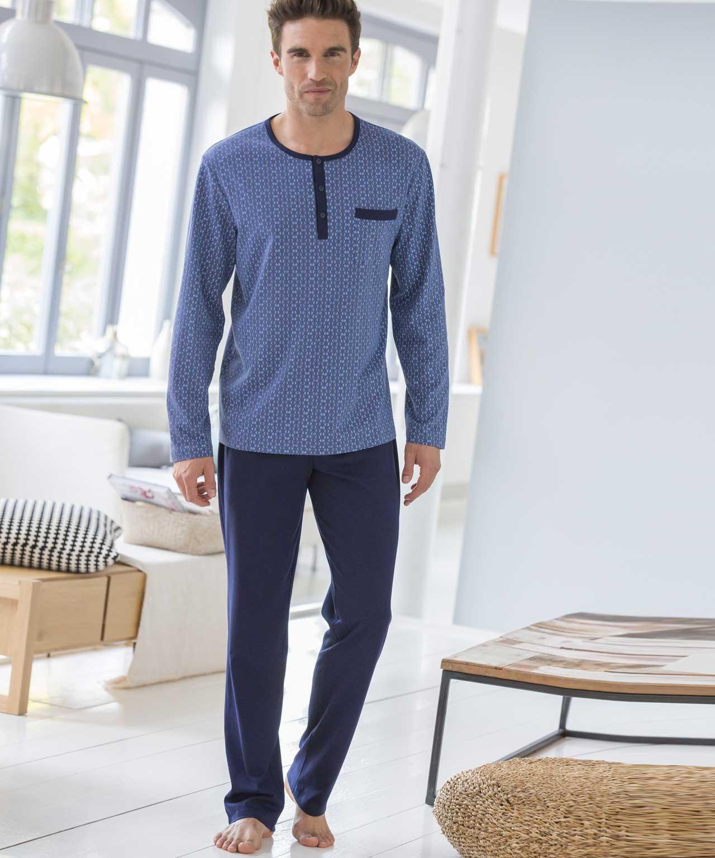 Pyjama homme site:damart.fr