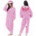 Combinaison pyjama ouverture derriere
