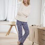 Pyjama femme chaud site:damart.fr