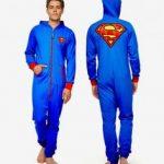 Combinaison de pyjama homme