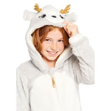 Combinaison pyjama enfant chat