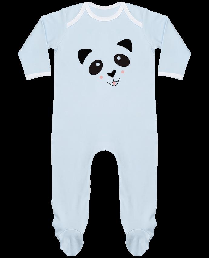 Pyjama bébé panda