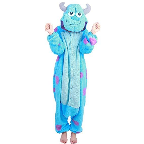 Pyjama monstre et compagnie adulte