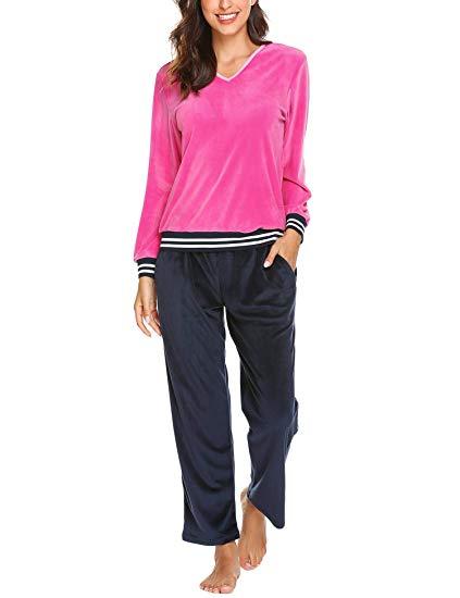 Pyjama femme très chaud