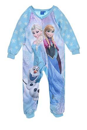 Pyjama la reine des neige