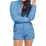 Combinaison short pyjama