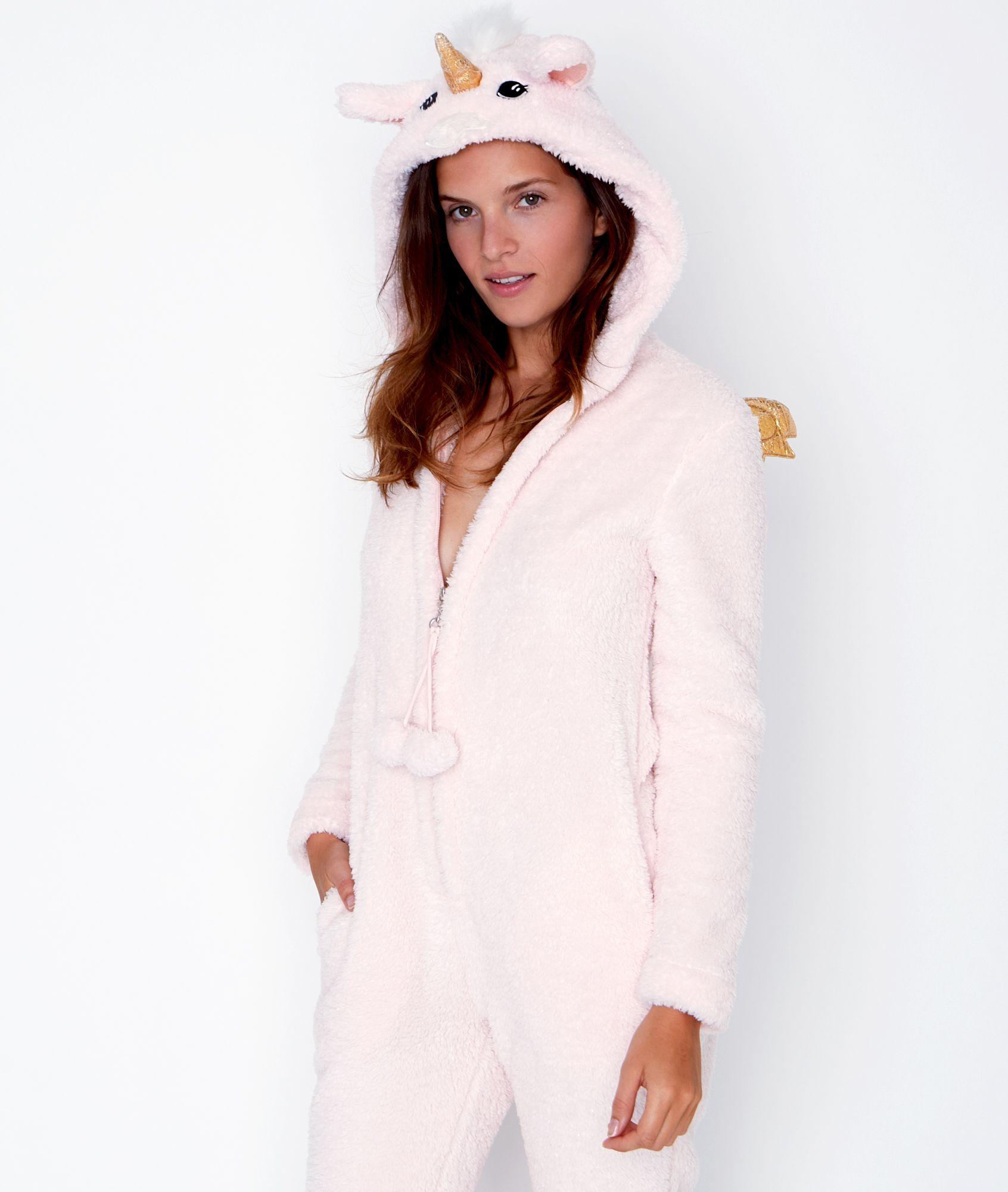 Pyjama ado licorne