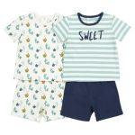 Pyjama velours ou coton pour l'été
