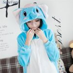 Pyjama elephant adulte
