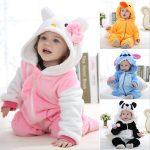 Pyjama animaux bébé
