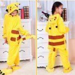 Pyjama pikachu pour enfant