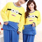 Pyjama les minions femme