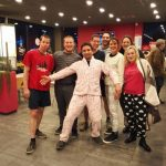 Pyjama pour deux personnes