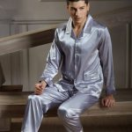 Pyjama élégant homme