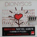 Album dionysos vampire en pyjama
