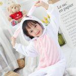 One piece pyjama licorne