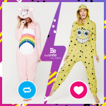Combinaison pyjama bob l'éponge