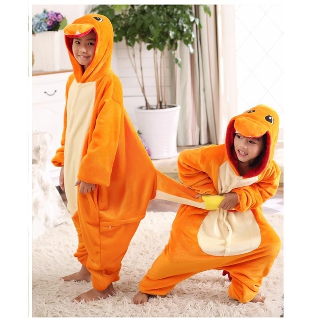 Pyjama dragon enfant