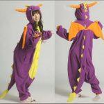 Pyjama dragon