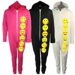Pyjama combinaison emoji