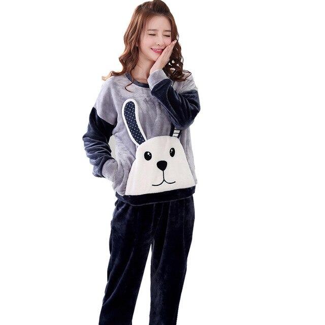 Pyjama chaud pour femme