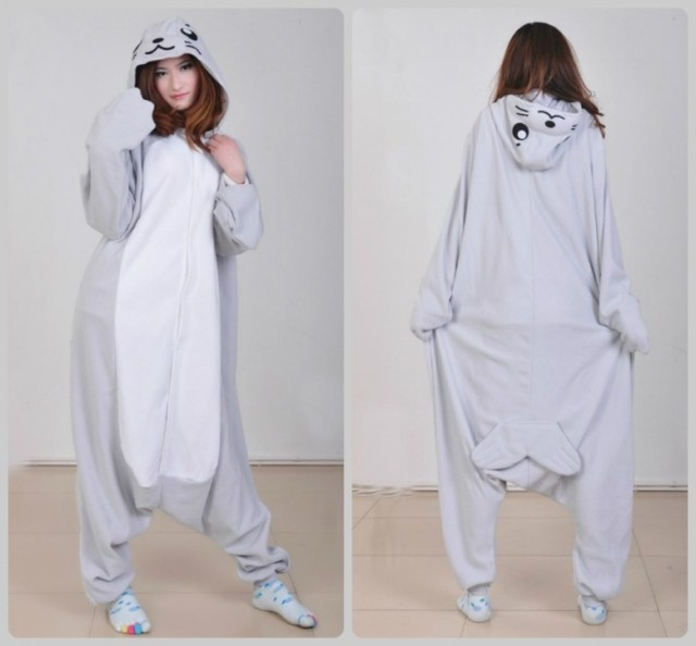 Pyjama en animal