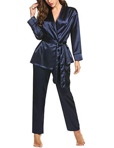 Pyjama chemise longue femme