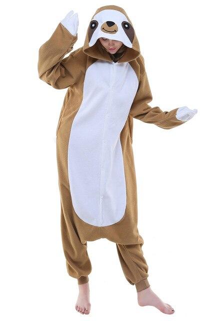 Combinaison pyjama animaux homme