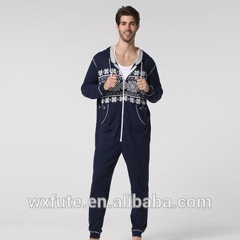 Pyjama une pièce adulte