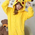 Pyjama pokemon pikachu