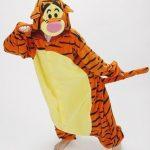 Combinaison pyjama tigrou adulte
