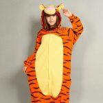 Combinaison pyjama tigrou