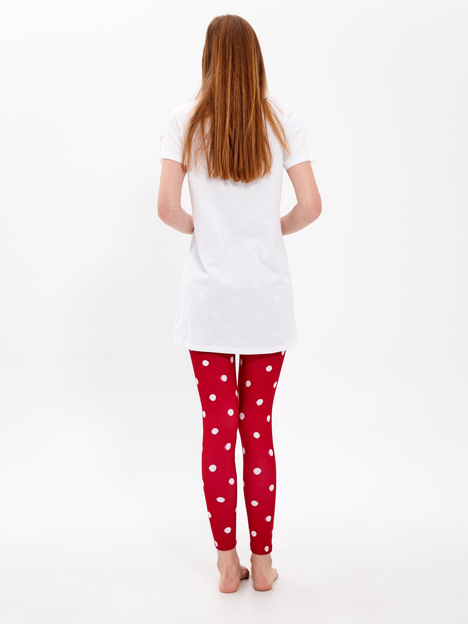 Pyjama message