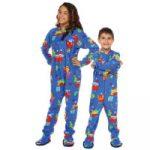 Pyjama combinaison fille 10 ans