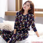 Pyjama coton femme pas cher