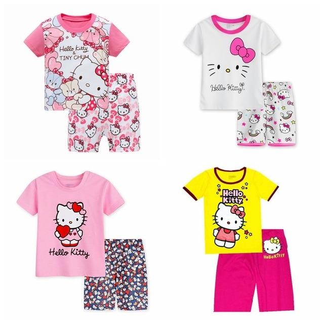 Pyjama fille dessin